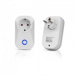 WIFI SMART Контакт Преносим Съвместим с Amazon Alexa & Google Home