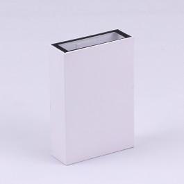 4W LED Стенна Лампа Бяла 3000К