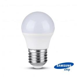 LED Крушка SAMSUNG Чип 7W E27 G45 6400K