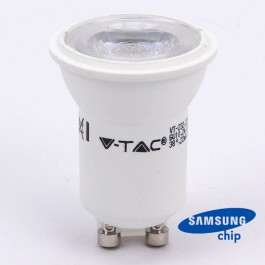 LED Крушка - SAMSUNG CHIP - GU10 2W MR11 80RA 6400K