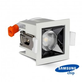 LED Луна SAMSUNG ЧИП - 4W Рефлектор UGR