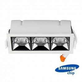 LED Луна SAMSUNG Чип 12W Рефлектор UGR