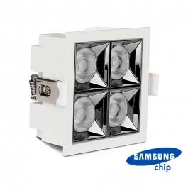 LED Луна SAMSUNG Чип 16W Рефлектор UGR