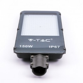 150W LED SMD Улична Лампа Сиво Тяло 6000K
