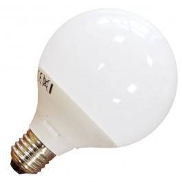LED крушка - 10W G95 Е27 Топло Бяла