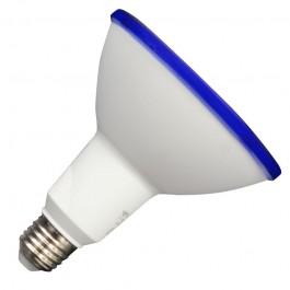 LED крушка - 17W PAR38 E27 IP65 Син