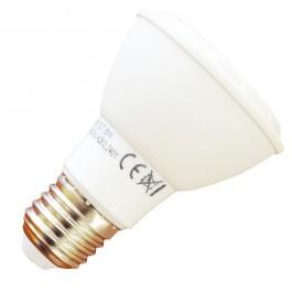 LED крушка - 8W PAR20 E27 Бяла