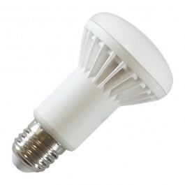 LED Крушка - 8W E27 R63 Бяла светлина