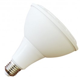 LED крушка - 15W PAR38 E27 Бяла