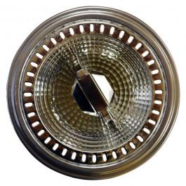 LED Крушка - AR111 40° 15W 12V Топло бяла светлина