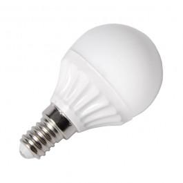 LED Крушка - 4W E14 P45 топло бяла светлина