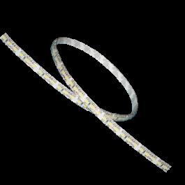 LED Лента 3528 - 120 LED, топло бяла светлина, влагозащитена 5 метра
