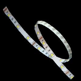 LED Лента 5050 - 30LED бяла светлина, невлагозащитена