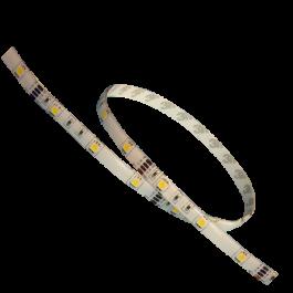 LED Лента 5050 - 30 LED, топло бяла светлина, влагозащитена 5 метра