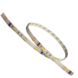 LED Лента 5050 - 30 LED, бяла светлина, влагозащитена 5 метра