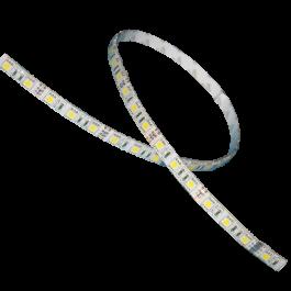 LED Лента 5050 - 60 LED, топло бяла светлина, влагозащитена 5 метра