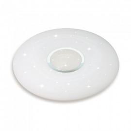 60W LED Плафон С Дистанционно Димиращ Диаманд Ф400