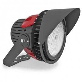 500W LED Осветител за Стадион SAMSUNG ЧИП Meanwell Дравейр 45° 5000К Дим.