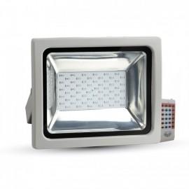 30W LED Прожектор SMD - RGB с Радио Управление