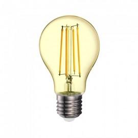 LED Крушка - 12.5W Filament E27 A70 Amber 2200K