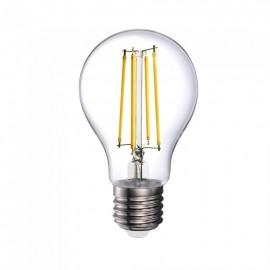 LED Крушка - 12.5W Filament E27 A70  6500K