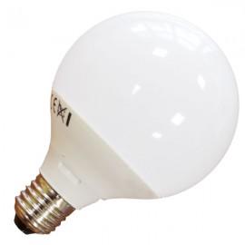LED крушка - 10W G95 Е27 Бяла